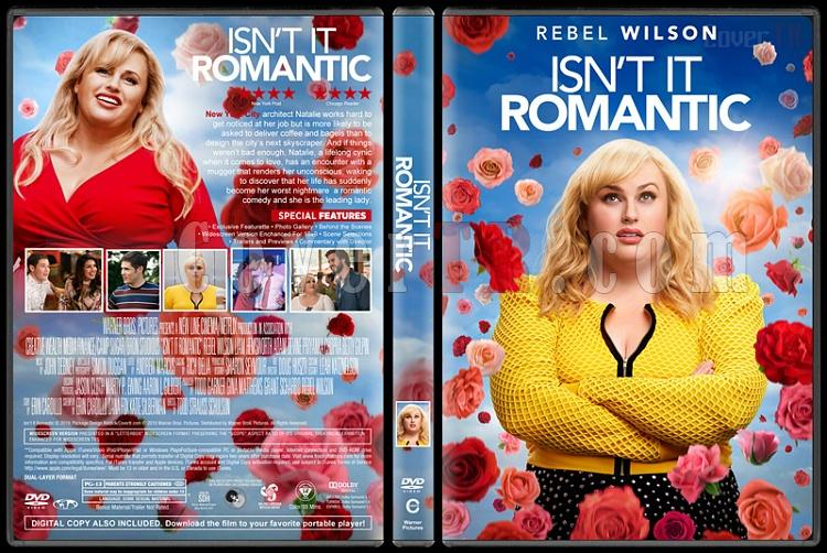 Isn't It Romantic - Custom Dvd Cover - English [2019]-04jpg