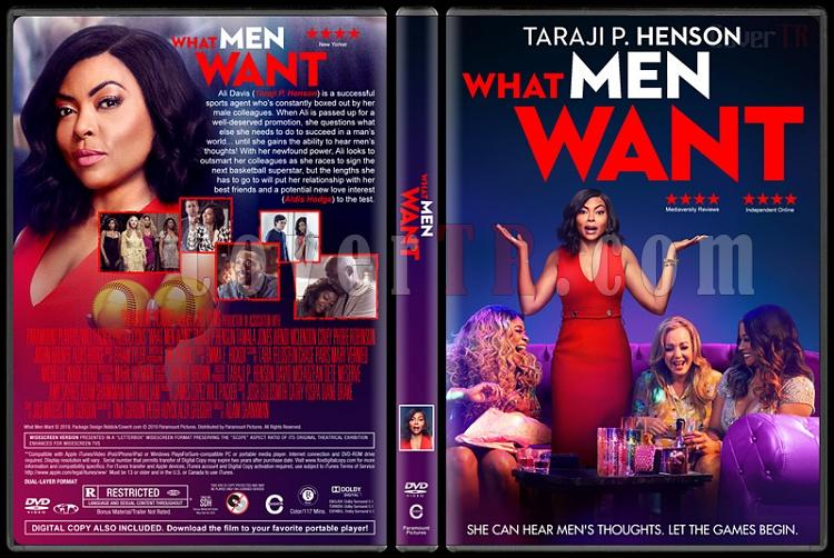 What Men Want - Custom Dvd Cover - English [2019]-01jpg