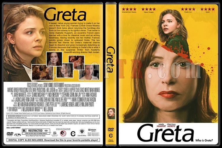 Greta - Custom Dvd Cover - English [2018]-02jpg