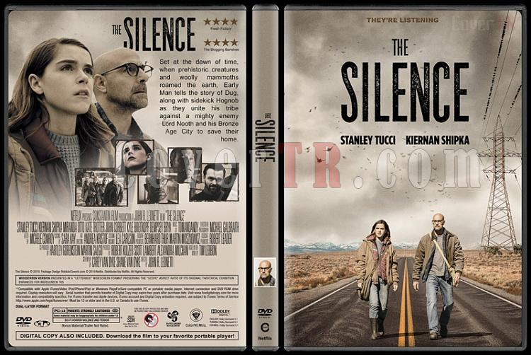 The Silence - Custom Dvd Cover - English [2019]-01jpg