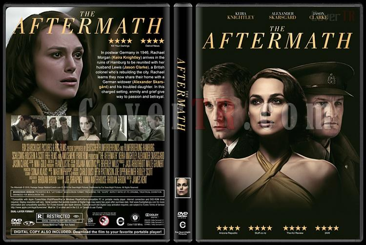 The Aftermath - Custom Dvd Cover - English [2019]-01jpg
