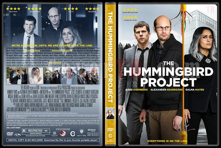 The Hummingbird Project - Custom Dvd Cover - English [2018]-02jpg