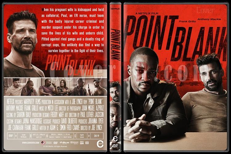 Point Blak - Custom Dvd Cover - English [2019]-2jpg