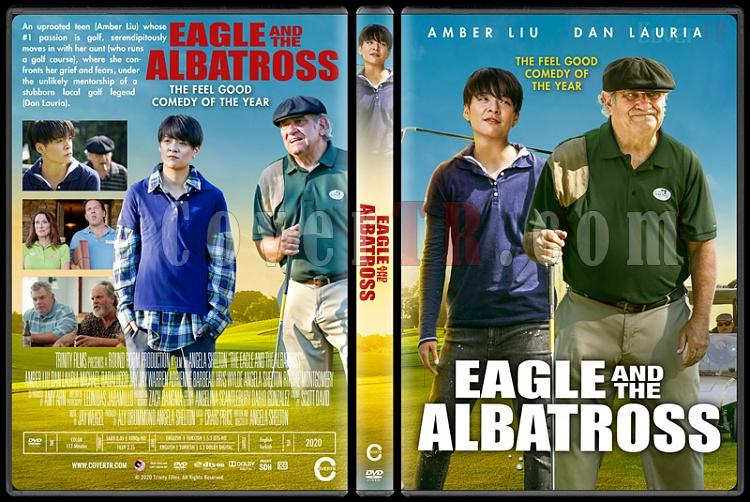 The Eagle and the Albatross - Custom Dvd Cover - English [2020]-1jpg