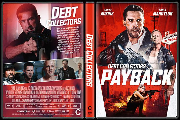 The Debt Collector 2 - Custom Dvd Cover - English [2020]-1jpg