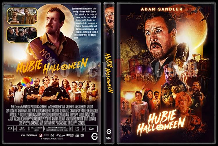 Hubie Halloween (Hubie'nin Cadılar Bayramı) - Custom Dvd Cover - English [2020]-2jpg
