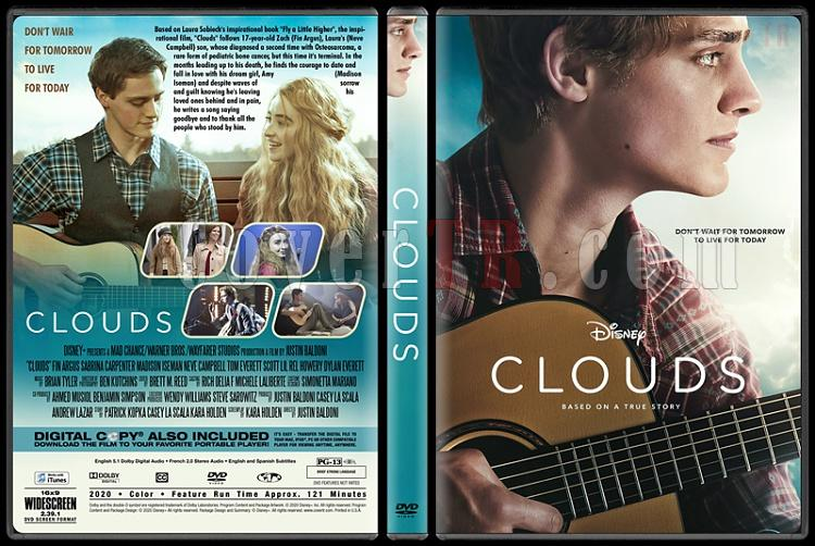 Clouds - Custom dvd Cover - English [2020]-2jpg