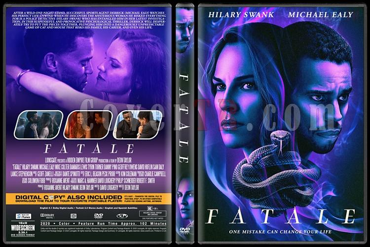 Fatale - Custom Dvd Cover - English [2020]-1jpg
