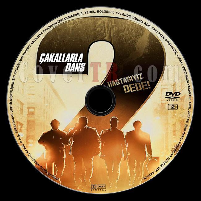 Çakallarla Dans 2: Hastasıyız Dede - Custom Dvd Label - Türkçe [2012]-cakallarla-dans-2-hastasiyiz-dede-custom-dvd-label-turkce-2012jpg