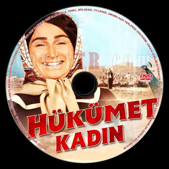 Hükümet Kadın - Custom Dvd Label - Türkçe [2012]-hukumet-kadin-custom-dvd-label-turkce-2012jpg