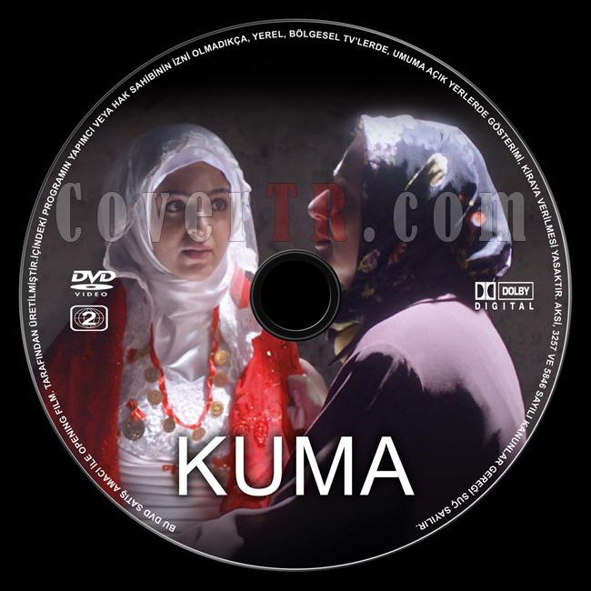 Kuma - Custom Dvd Label - Türkçe [2012]-kuma-custom-dvd-label-turkce-2012jpg