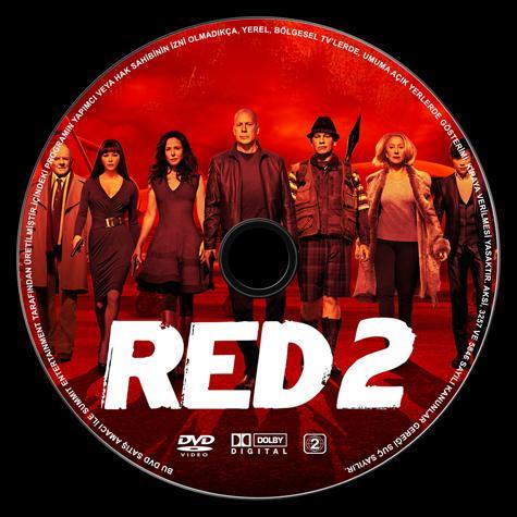 Red 2 (Hızlı ve Emekli) - Custom Dvd Label - Türkçe [2013]-red-2-dvd-label-turkcejpg