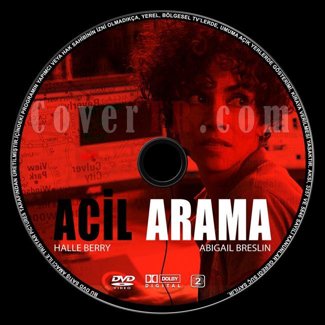 The Call (Acil Arama) - Custom Dvd Label - Türkçe [2013]-call-acil-arama-dvd-label-turkcejpg