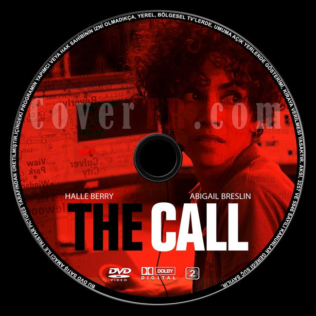 The Call (Acil Arama) - Custom Dvd Label - English [2013]-call-acil-arama-dvd-label-englishjpg