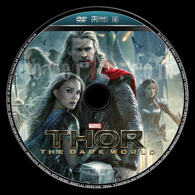 Thor: The Dark World  - Custom Dvd Label - Türkçe [2013]-thor-dark-world-dvd-label-turkce-izlemejpg
