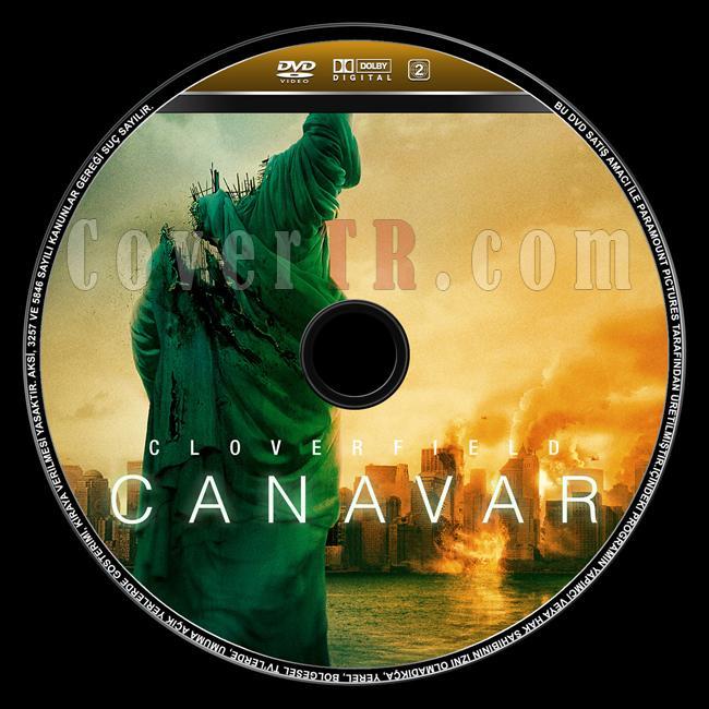Cloverfield (Canavar) - Custom Dvd Label - Türkçe [2008]-cloverfield-canavar-dvd-label-turkcejpg