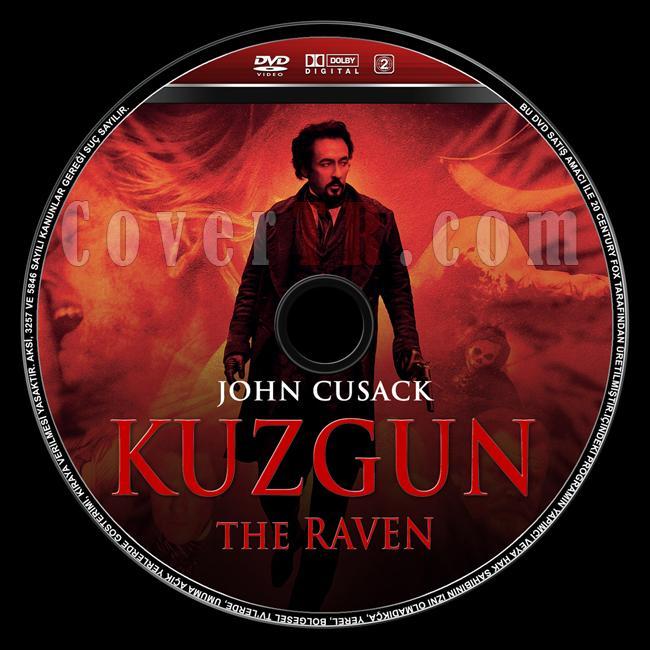 The Raven (Kuzgun) - Custom Dvd Label - Türkçe [2012]-raven-kuzgun-dvd-label-turkcejpg