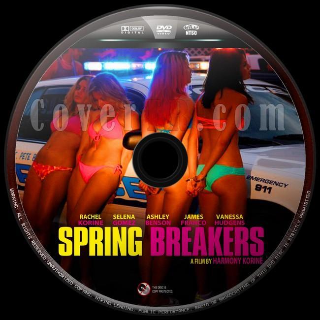 Spring Breakers (Bahar Tatili) - Custom Dvd Label - English [2012]-bahar-tatili-3jpg