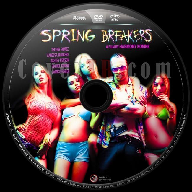 Spring Breakers (Bahar Tatili) - Custom Dvd Label - English [2012]-bahar-tatili-10jpg