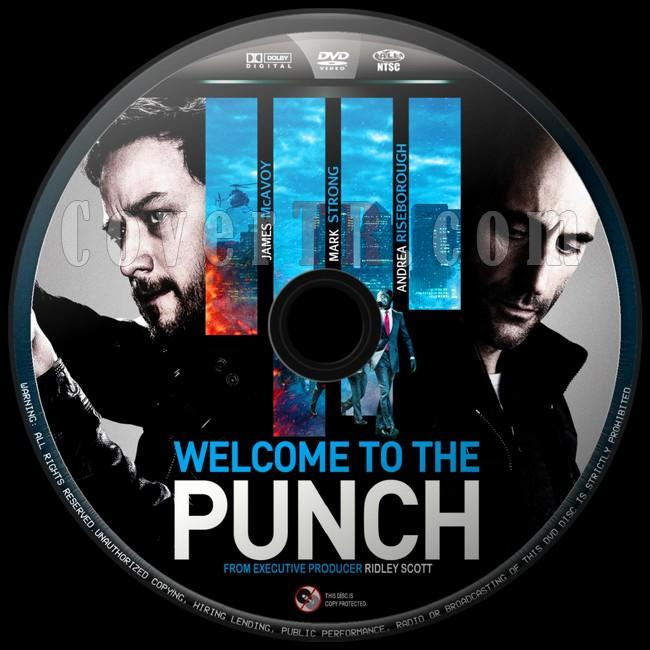 Welcome To The Punch (Büyük Tuzak) - Custom Dvd Label - English [2013]-buyuk-tuzak-2jpg