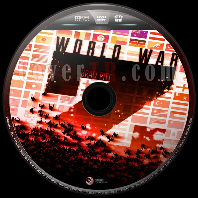 World War Z (Dünya Savaşı Z) - Custom Dvd Label - English [2013]-dunya-savasi-z-2jpg