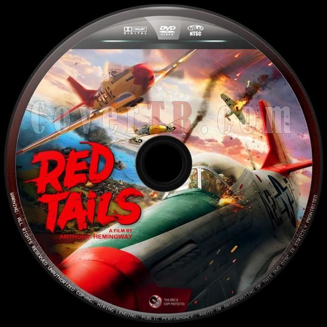Red Tails  - Custom Dvd Label - English [2012]-red-tails-2jpg