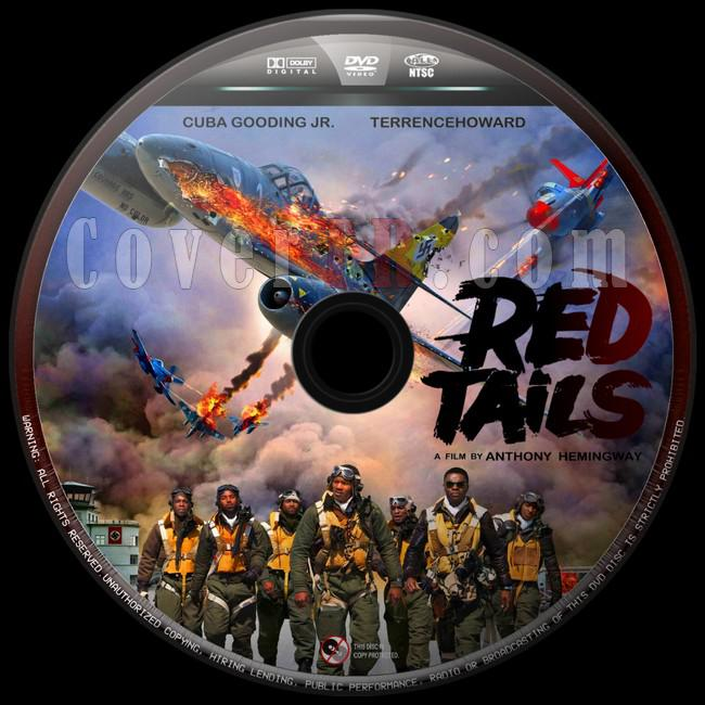 Red Tails  - Custom Dvd Label - English [2012]-red-tails-4jpg