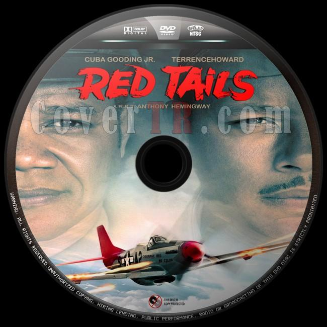 Red Tails  - Custom Dvd Label - English [2012]-red-tails-6jpg