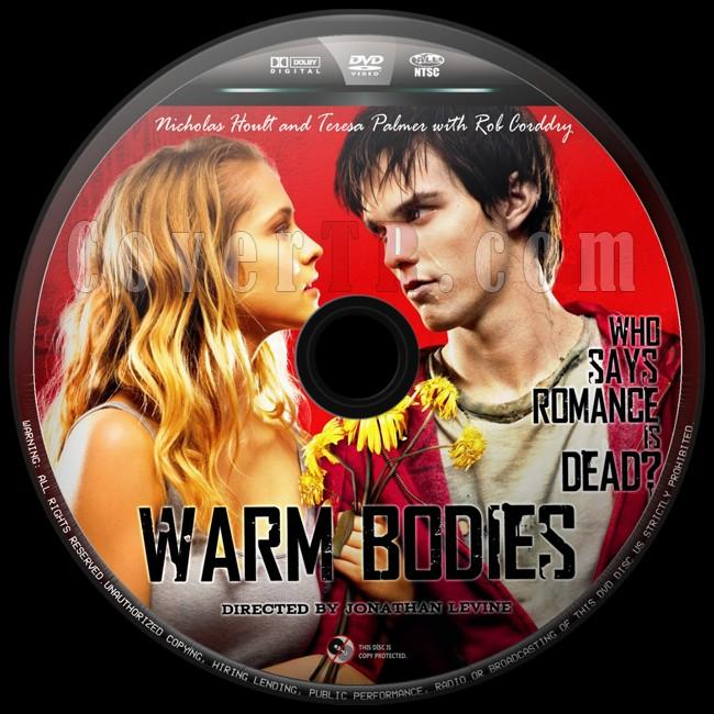 Warm Bodies (Sıcak Kalpler) - Custom Dvd Label - English [2013]-sicak-kalpler-5jpg