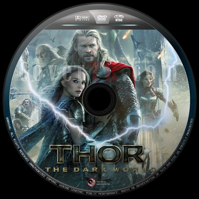 Thor: The Dark World  (Thor: Karanlık Dünya) - Custom Dvd Label - English [2013]-thor-karanlik-dunya-12jpg