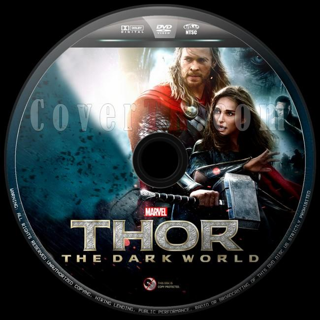 Thor:The Dark World  (Thor: Karanlık Dünya) - Custom Dvd Label - English [2013]-thor-karanlik-dunya-10jpg