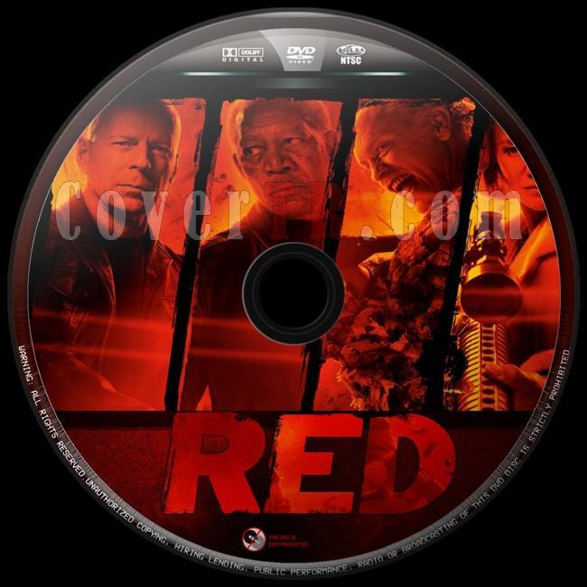 Red  (Hızlı ve Emekli) - Custom Dvd Label - English [2010]-hizli-ve-emekli-1-5jpg