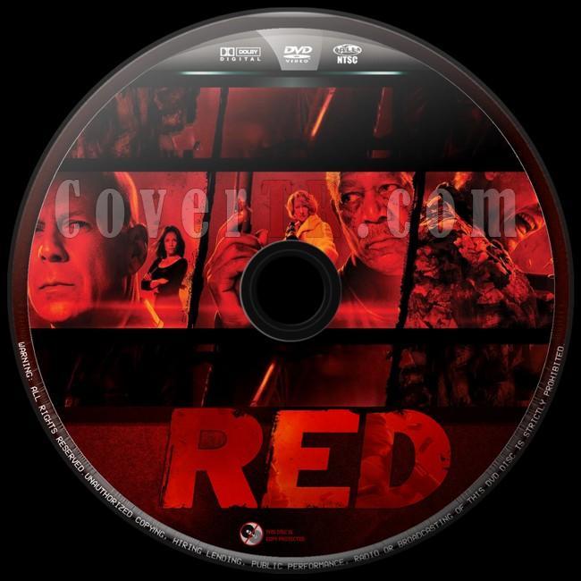 Red  (Hızlı ve Emekli) - Custom Dvd Label - English [2010]-hizli-ve-emekli-1-4jpg