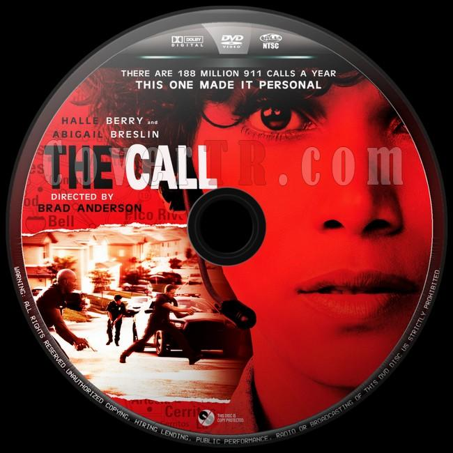 The Call (Acil Arama) - Custom Dvd Label - English [2013]-acil-arama-1jpg