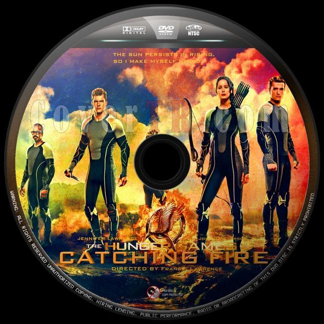 The Hunger Games Catching Fire (Açlık Oyunları 2 Ateşi Yakalamak) - Custom Dvd Label - English [2013]-aclik-oyunlari-atesi-yaklamak-2jpg
