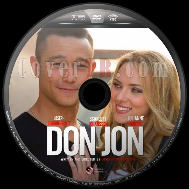 Don Jon (Kalbim Sende) - Custom Dvd Label - English [2013]-don-jon-2jpg