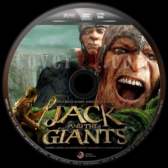 Jack the Giant Slayer (Dev Avcısı Jack) - Custom Dvd Label - English [2013]-dev-avcisi-jack-2jpg