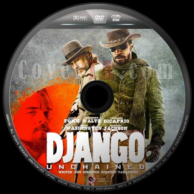 Django Unchained   (Zincirsiz) - Custom Dvd Label - English [2012]-zincirsiz-4jpg