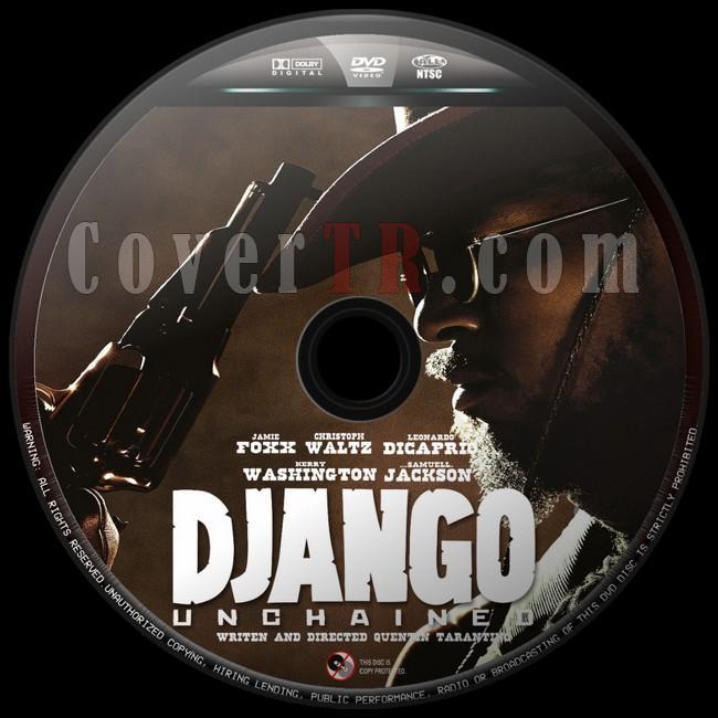 Django Unchained (Zincirsiz) - Custom Dvd Label - English [2012]-zincirsiz-6jpg