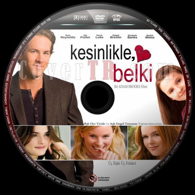 Definitely, Maybe  (Kesinlikle, Belki) - Custom Dvd Label - Türkçe [2008]-kesinlikle-belki-1jpg