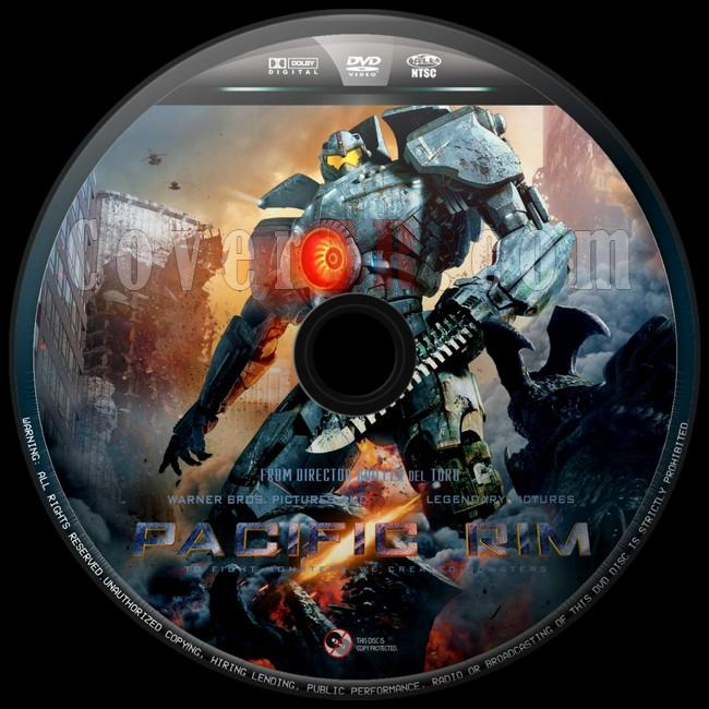 Pacific Rim  (Pasifik Savaşı)  - Custom Dvd Label - English [2013]-pasifik-savasi-2jpg