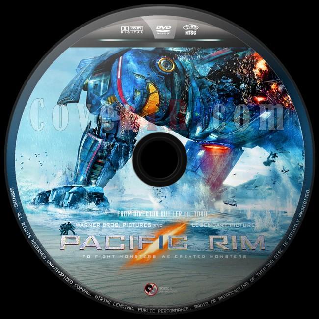 Pacific Rim  (Pasifik Savaşı)  - Custom Dvd Label - English [2013]-pasifik-savasi-4jpg