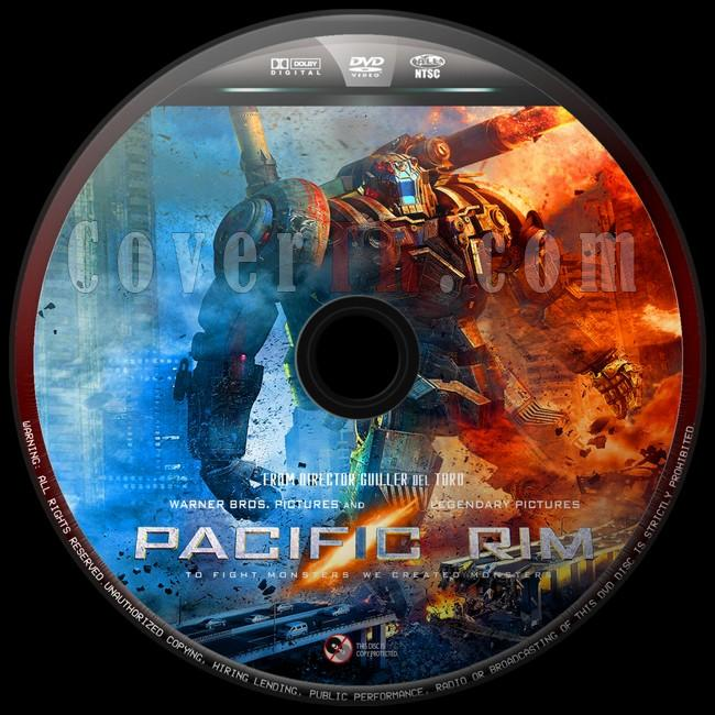 Pacific Rim  (Pasifik Savaşı)  - Custom Dvd Label - English [2013]-pasifik-savasi-6jpg