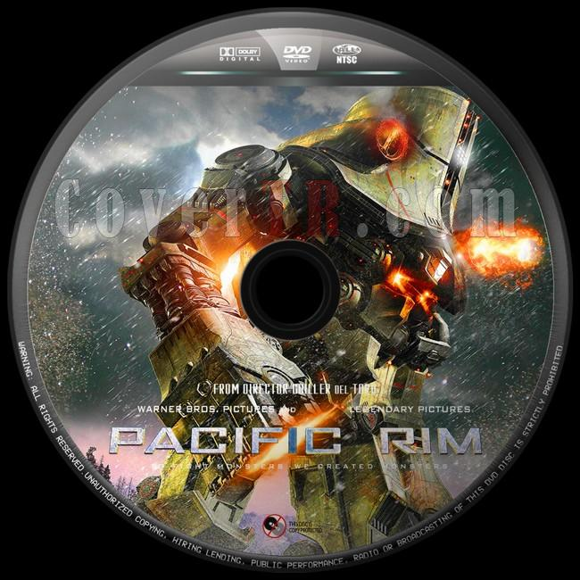 Pacific Rim  (Pasifik Savaşı)  - Custom Dvd Label - English [2013]-pasifik-savasi-8jpg