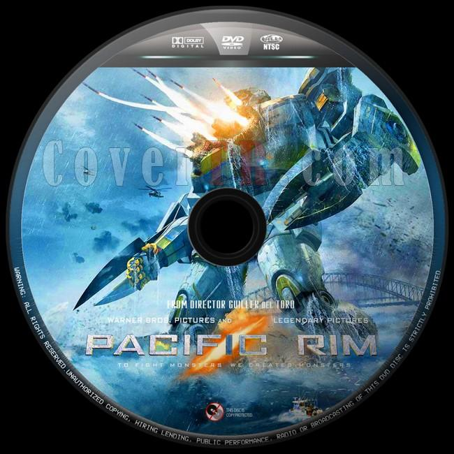 Pacific Rim  (Pasifik Savaşı)  - Custom Dvd Label - English [2013]-pasifik-savasi-10jpg