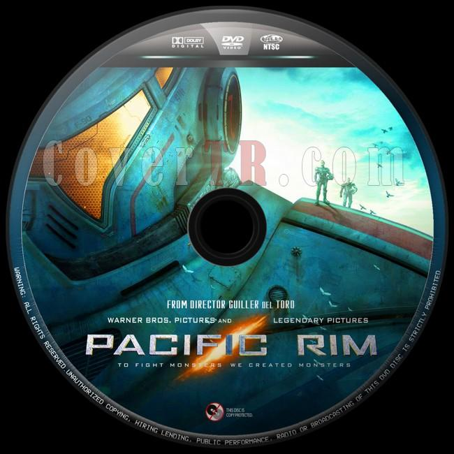 Pacific Rim  (Pasifik Savaşı)  - Custom Dvd Label - English [2013]-pasifik-savasi-12jpg