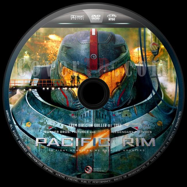 Pacific Rim  (Pasifik Savaşı)  - Custom Dvd Label - English [2013]-pasifik-savasi-14jpg
