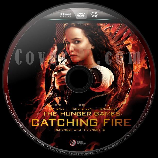 The Hunger Games Catching Fire (Açlık Oyunları 2 Ateşi Yakalamak) - Custom Dvd Label - English [2013]-aclik-oyunlari-2-atesi-yakalamak-2jpg