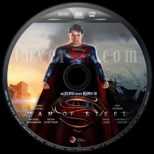 Man of Steel  - Custom Dvd Label - English [2013]-man-steel-6jpg