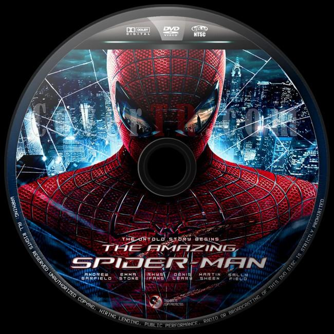 The Amazing Spider-Man (İnanılmaz Örümcek Adam) - Custom Dvd Label - English [2012]-inanilmaz-orumcek-adam-4jpg